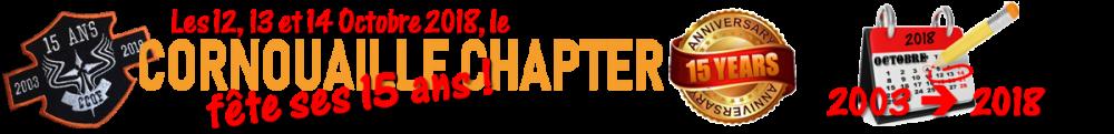 Cornouaille Chapter Quimper France